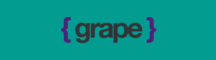 Create a super fancy api with grape.